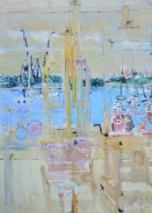 Web. Boat & Matisse